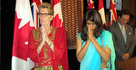 Andhra-Born Minister Dipika Damerla Blazes a Trail in Canada