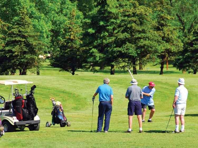 Golf & Strategy